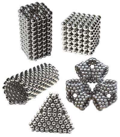 cool magnetic bucky balls toy