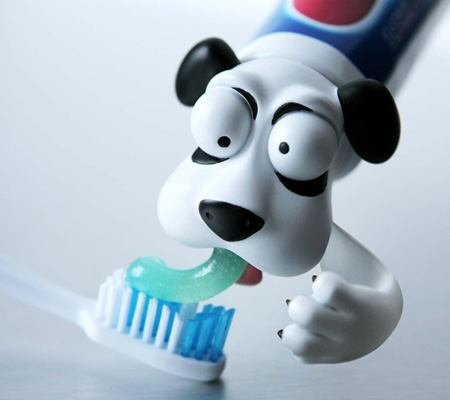 funny toothpaste pete dispenser