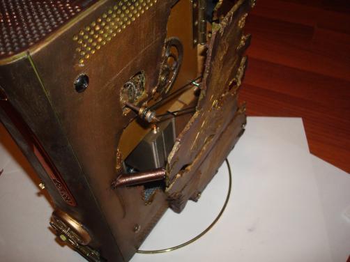steampunk mod xbox 360 console