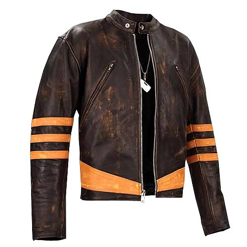 x men wolverine jacket for logan