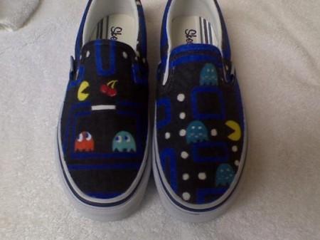 pacman shoes