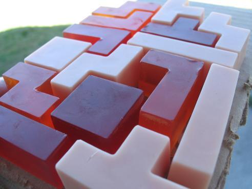 level 9 tetris soap