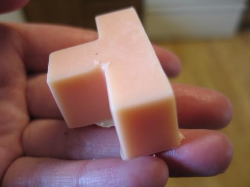tetris soap bar