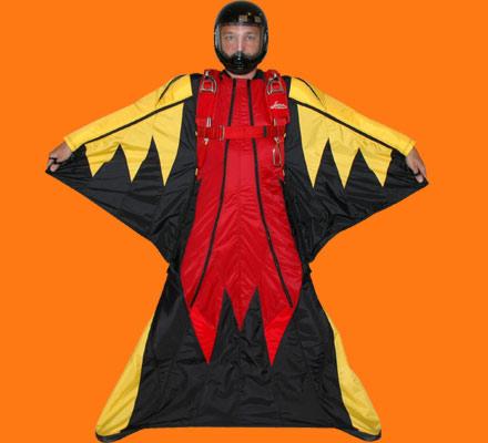 Air suit