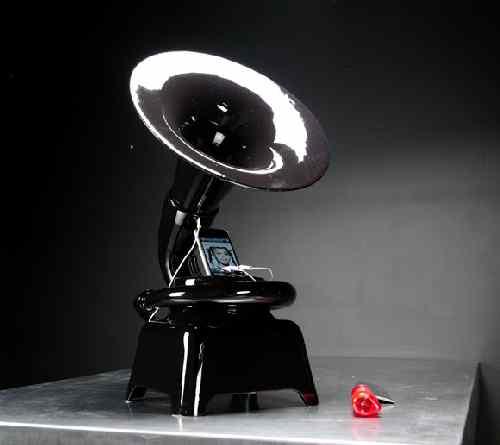 Phonofone II Black