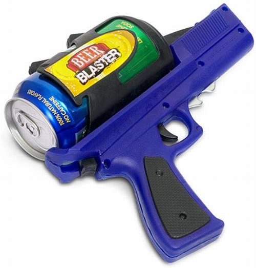 beer gun shooter