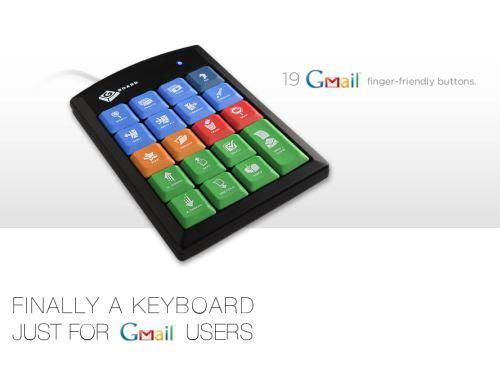 google keyboard for gmail
