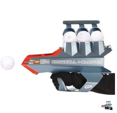 snowball launcher gun