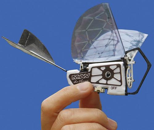 Da Vinci Ornithopter