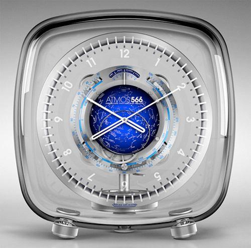 Atmos 556 Clock