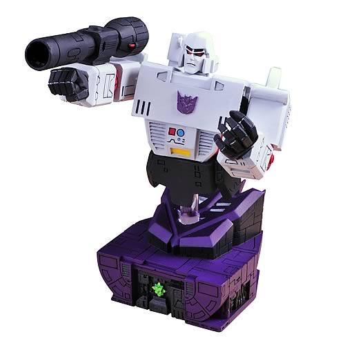 Megatron Bust Robot