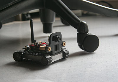 SRV 1 Mobile Robot 1
