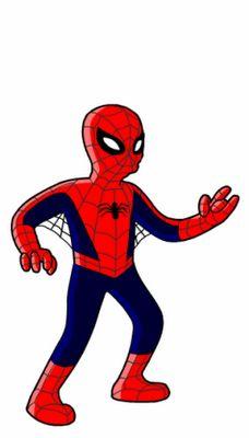 Spider-Man-Marvel-Comics
