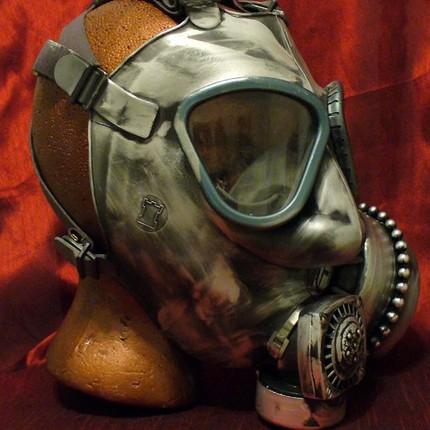 Steampunk helmet 3