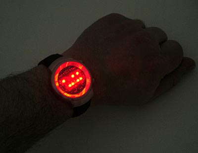 The LED Binary Watch 2