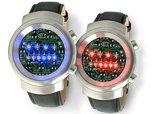 The LED Binary Watch 5