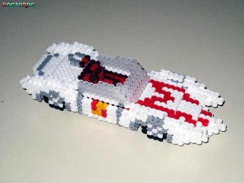 perler mach 5 speed racer