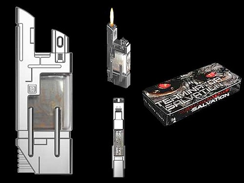 Terminator Fuel Cell Lighter