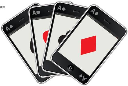 iPhone Playing cards3