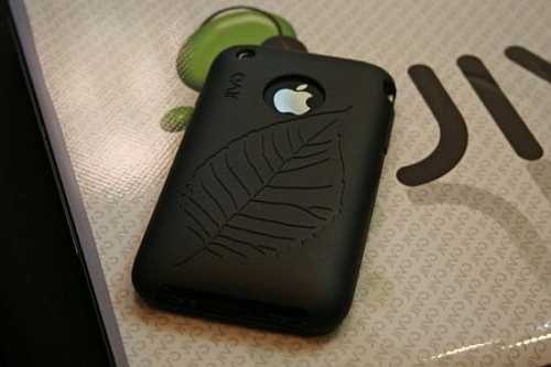 Jivo Leaf iPhone case 2