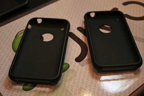 Jivo Leaf iPhone case 3