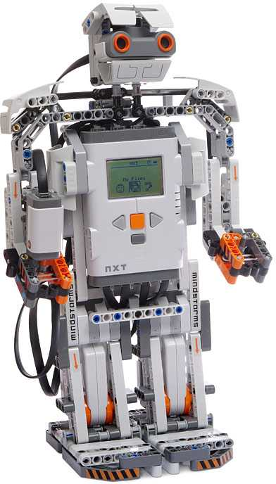 LEGO Mindstorms NXT 2.0 1