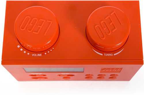 Lego Radio Alarm Clock 5