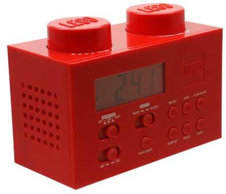 Lego Radio Alarm Clock 6