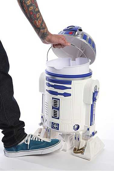 R2D2 Trash Can 2
