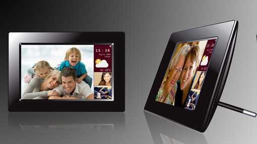 iGala Wifi linux Photoframe 2