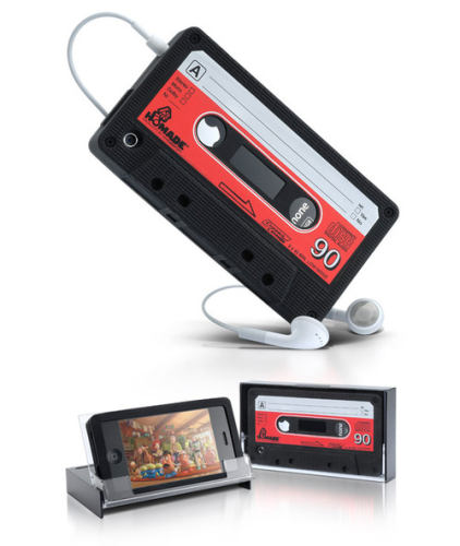 Cassette iPhone Case1