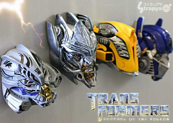 Transformers 3d magnets-1