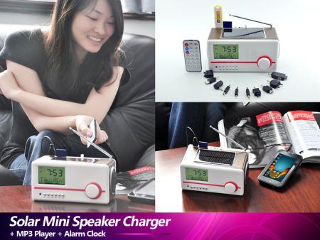 Solar Mini Charger 7