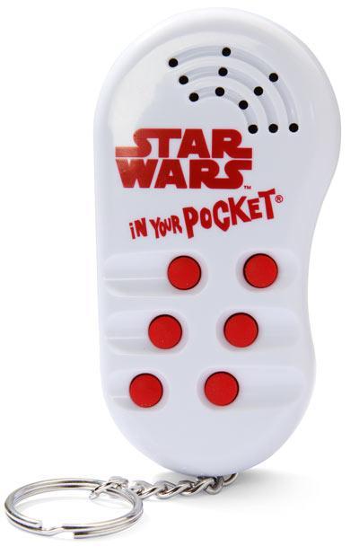 star wars keychain sounds gadgets