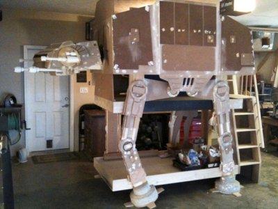 imperial walker bunk bed design for geeks 2