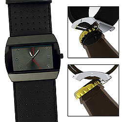 Cool Wrist Watch For Guys With Bottle Opener