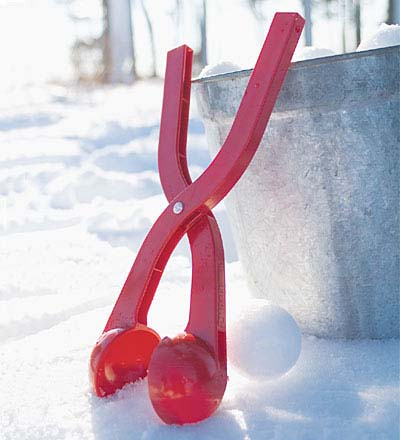 Snowball Maker For The Child In You-2