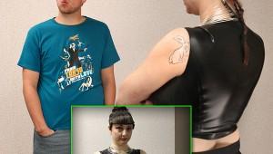spy camera shirt