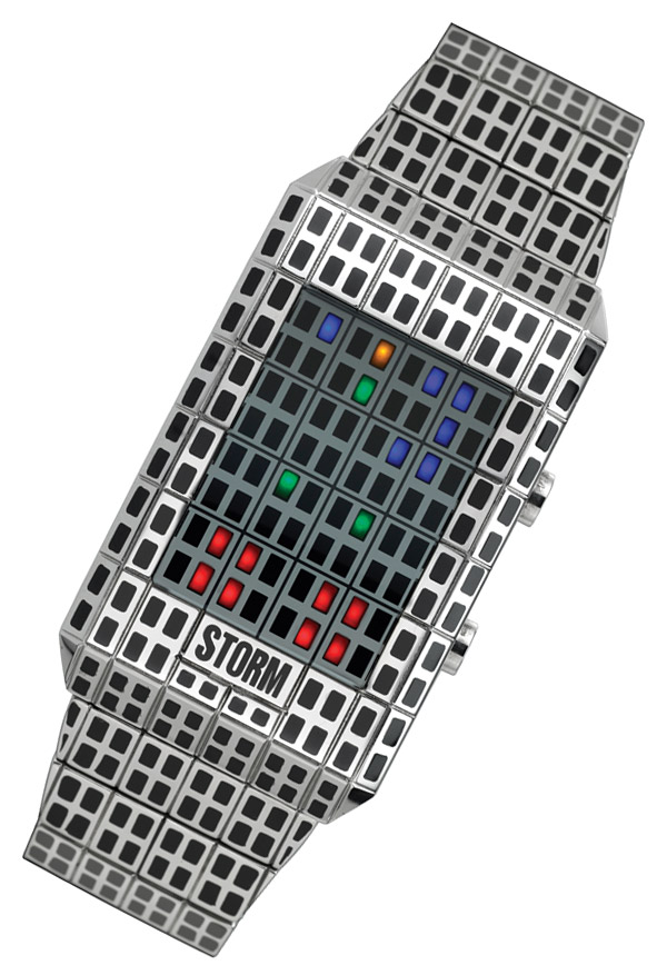 Storm cosmo led watch