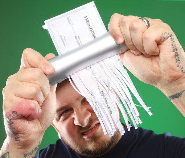 Handheld Paper Shredder3