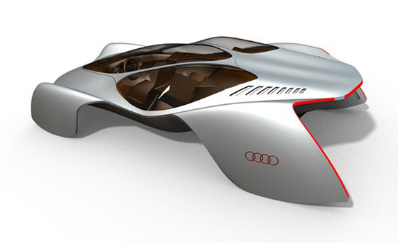 Creative Futuristic Car Designs