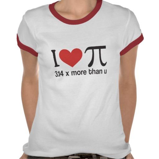 Pi day T-Shirt  4