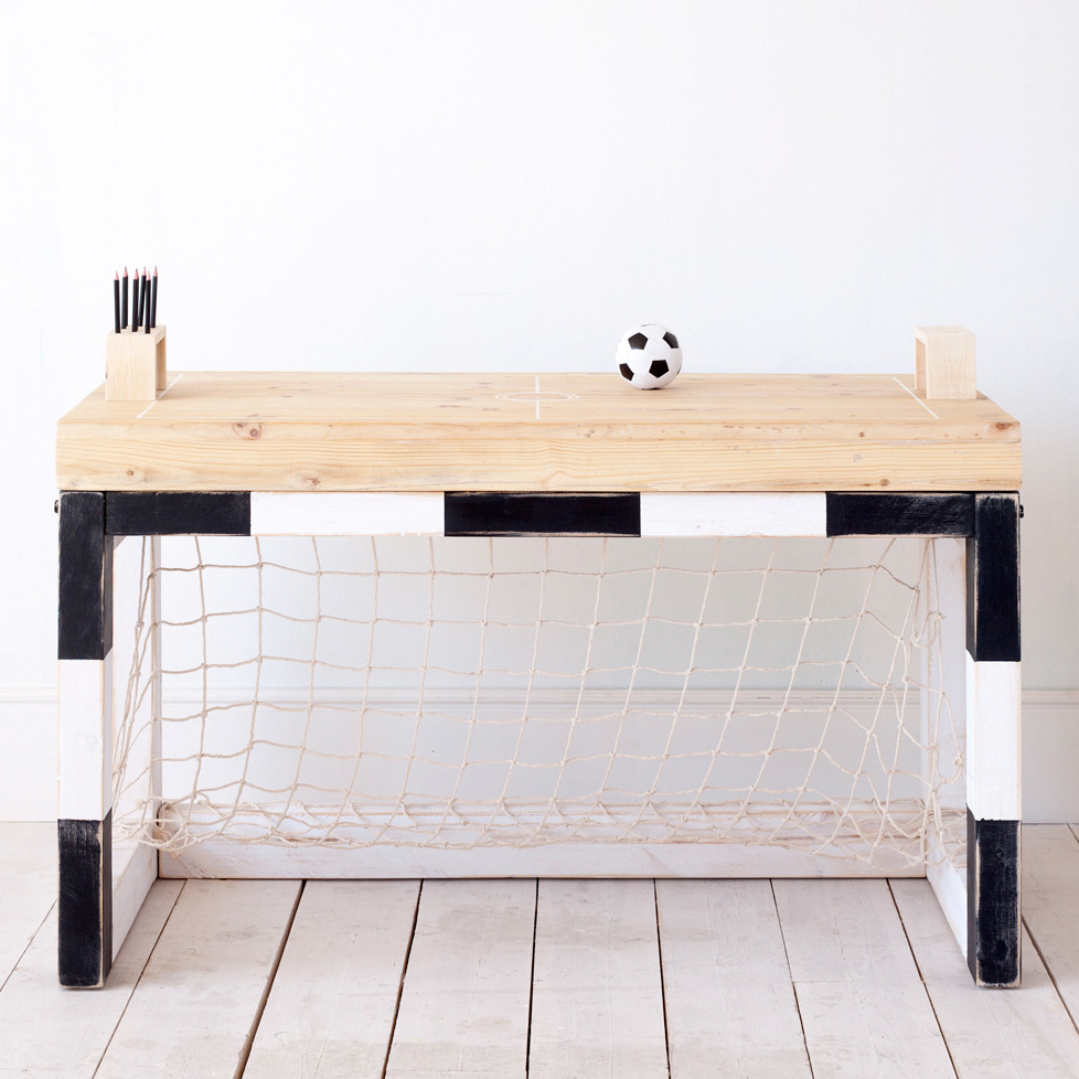 Soccer Goal Desk 1