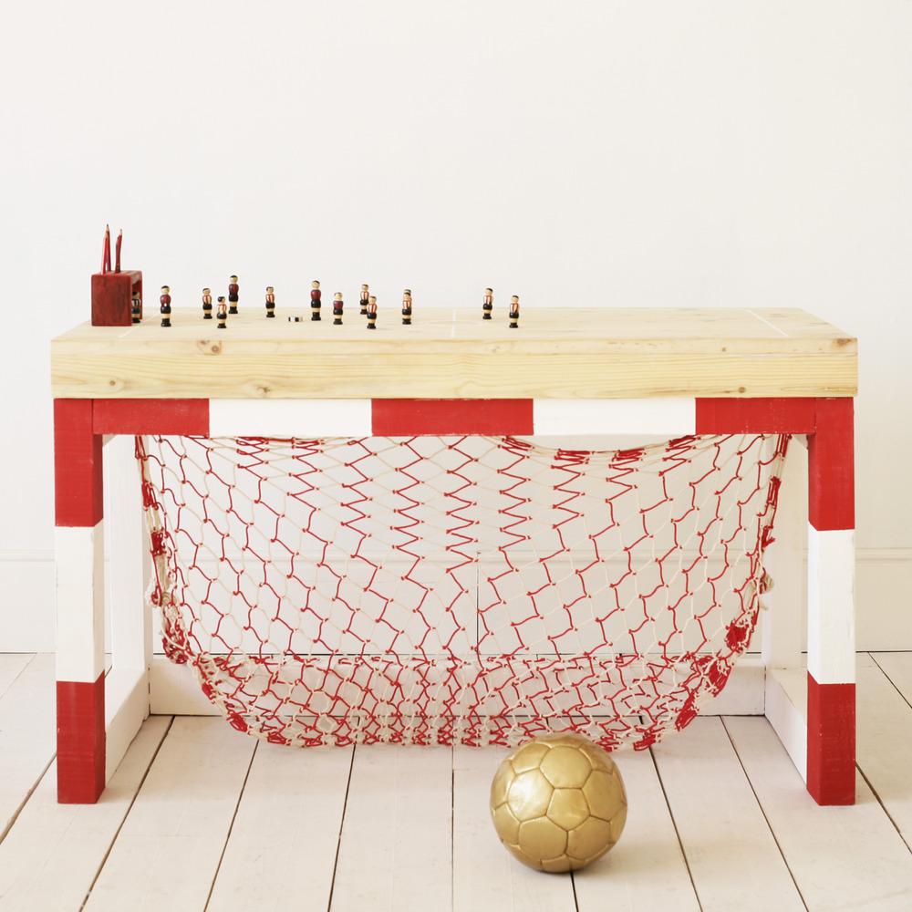 Soccer Goal Desk
