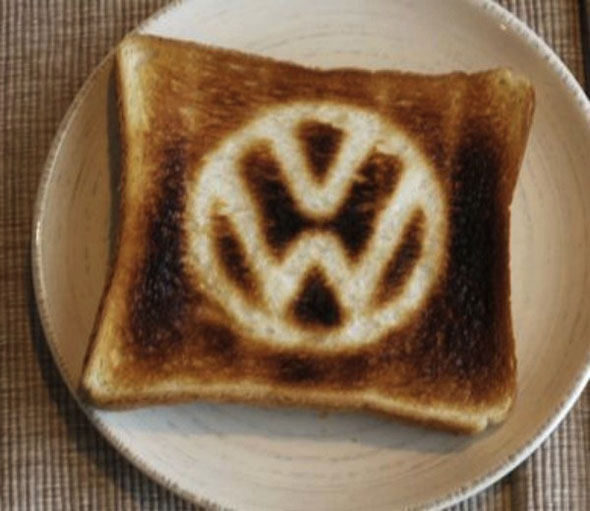 Volkswagen Imprints Toaster 2
