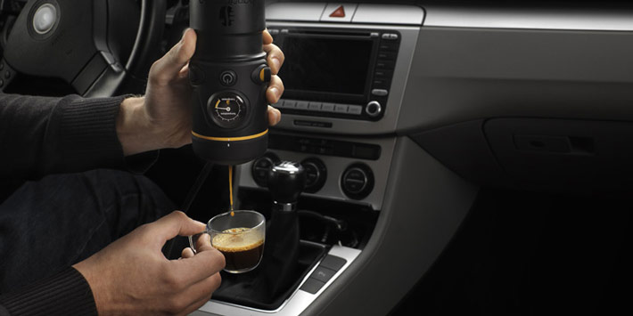 Portable Espresso Car Machine 3