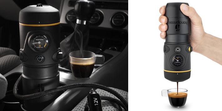 Portable Espresso Car Machine