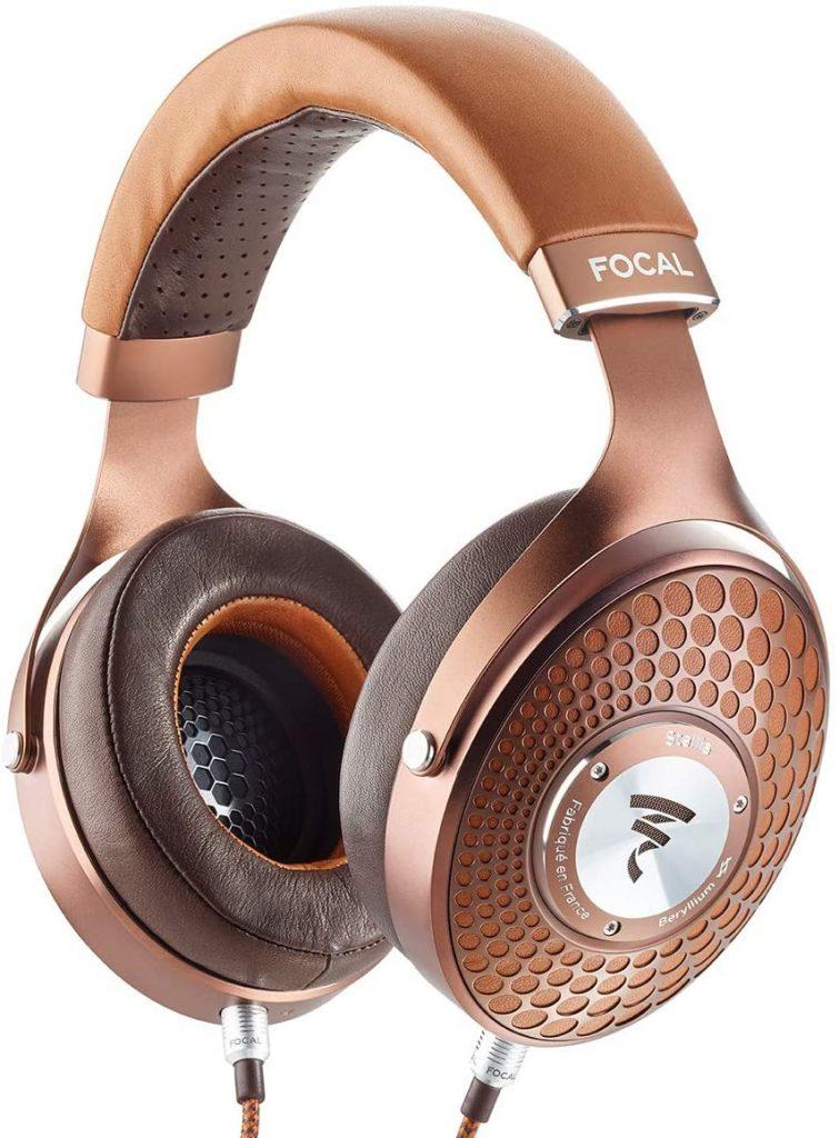 Focal Stellia Closed-Back Circum-Aural Over-Ear Headphones