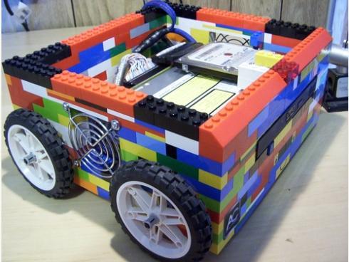 cool lego computer mod