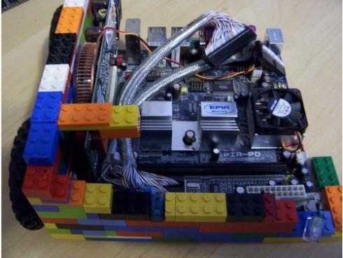 lego computer case mod